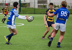 Portobello High School V The Mackay School Chile Rugby & Football 1-43 (photosportsman) Tags: portobello high school the mackay chile rugby football men boys education edinburgh scotland