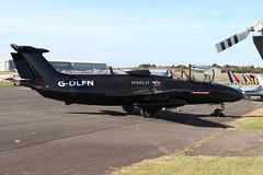 IMG_9642 (routemaster2217) Tags: northweald aviation aeroplane aircraft jetaircraft fighterjet trainingaircraft jettrainer coldwarjet aerovodochody aerol29delfin ampaviationltd gdfln