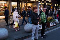 Nameless (Spontaneousnap) Tags: spontaneousnap street shanghai china city like candid documentary people publicareas lifestyle 上海 leicaq takeabreak afternoon asia different makeup waitforataxi