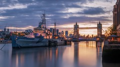 HMS Belfast (Rich Walker Photography) Tags: photography eos80d england uk landscapes canon landscapephotography riverthames ship royalnavy hmsbelfast london