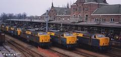 1998 afscheid 1200 (HenryTransport) Tags: spoor spoorwegen treinen trains railways eloc1200
