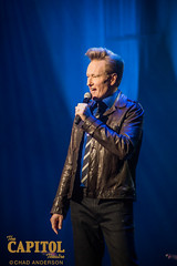conan and friends 11.7.18 photos by chad anderson-7381 (capitoltheatre) Tags: thecapitoltheatre capitoltheatre thecap conan conanobrien conanfriends housephotographer portchester portchesterny comedy comedian funny laugh joke