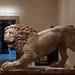 Greek marble lion