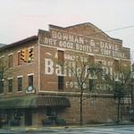 Tipp City - Ohio - Harrison Restaurant - Aka - Temperance Inn - Battle Ax Plug Tobacco - Ghost Sign thumbnail