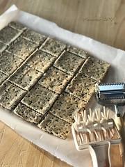 facendo crackers ai semi (cindystarblog) Tags: crackers pane bread mtc mtchallenge semi seed