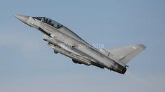 ZK380/380 TYPHOON 29sqn RAF (MANX NORTON) Tags: zk380380 typhoon 29sqn raf coningsby egxc tornado hawk tucano qra eurofighter