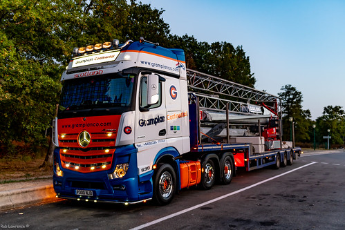 Weekended In France, Gave the Truck a Lick of Polish....