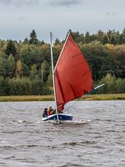 Sailing (raymond_zoller) Tags: boot canon lightroom segel boat eau sail wasser water woda вода парус
