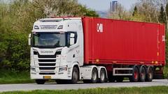 BX55097 (18.05.02, Motorvej 501, Viby J)DSC_6035_Balancer (Lav Ulv) Tags: 246353 newgen nextgen s580 rsseries scania scaniasseries sseries 2018 v8 euro6 e6 6x2 white lundquisttransport container cai truck truckphoto truckspotter traffic trafik verkehr cabover street road strasse vej commercialvehicles erhvervskøretøjer danmark denmark dänemark danishhauliers danskefirmaer danskevognmænd vehicle køretøj aarhus lkw lastbil lastvogn camion vehicule coe danemark danimarca lorry autocarra danoise vrachtwagen motorway autobahn motorvej vibyj highway hiway autostrada trækker hauler zugmaschine tractorunit tractor artic articulated semi sattelzug auflieger trailer sattelschlepper vogntog oplegger
