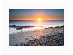 Plovan #3 (Guillaume et Anne) Tags: plovan finistère bretagne france penmarch baie audierne plage beach sunset coucherdesoleil canon 6d 24105f4lis 24105 24105f4 filtre filters leefilters lee big stopper nd12 poselongue longexposure