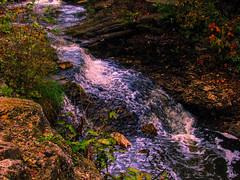 Hidden Spot (Kat Cig) Tags: nature photography naturephotography creek stream waterfall fall seasons climate canon water rushingwater beautiful light colorful