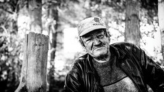 Outdoor live (I.Dostál) Tags: outdoor live man old trees portrait