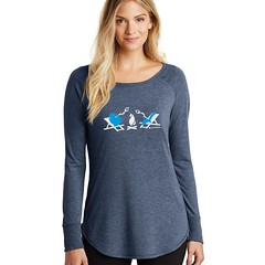 Michigan Campfire Women's Ultra Soft Scooped T-Shirt (Livnfresh Michigan) Tags: livnfresh michigan
