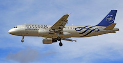 Air France / Airbus A320-214 / F-GKXS (vic_206) Tags: bcn lebl airfrance airbusa320214 fgkxs skyteamspeciallivery