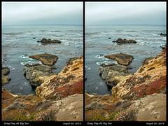 3D-PacificCoast-04 (stereo_eyz) Tags: 3d bigsur california pacific seascape