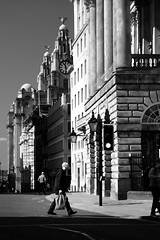 Water Street, Liverpool (nickcoates74) Tags: liverpool liverbuilding waterstreet dalestreet castlestreet townhall a6300 ilce6300 sony blackandwhite
