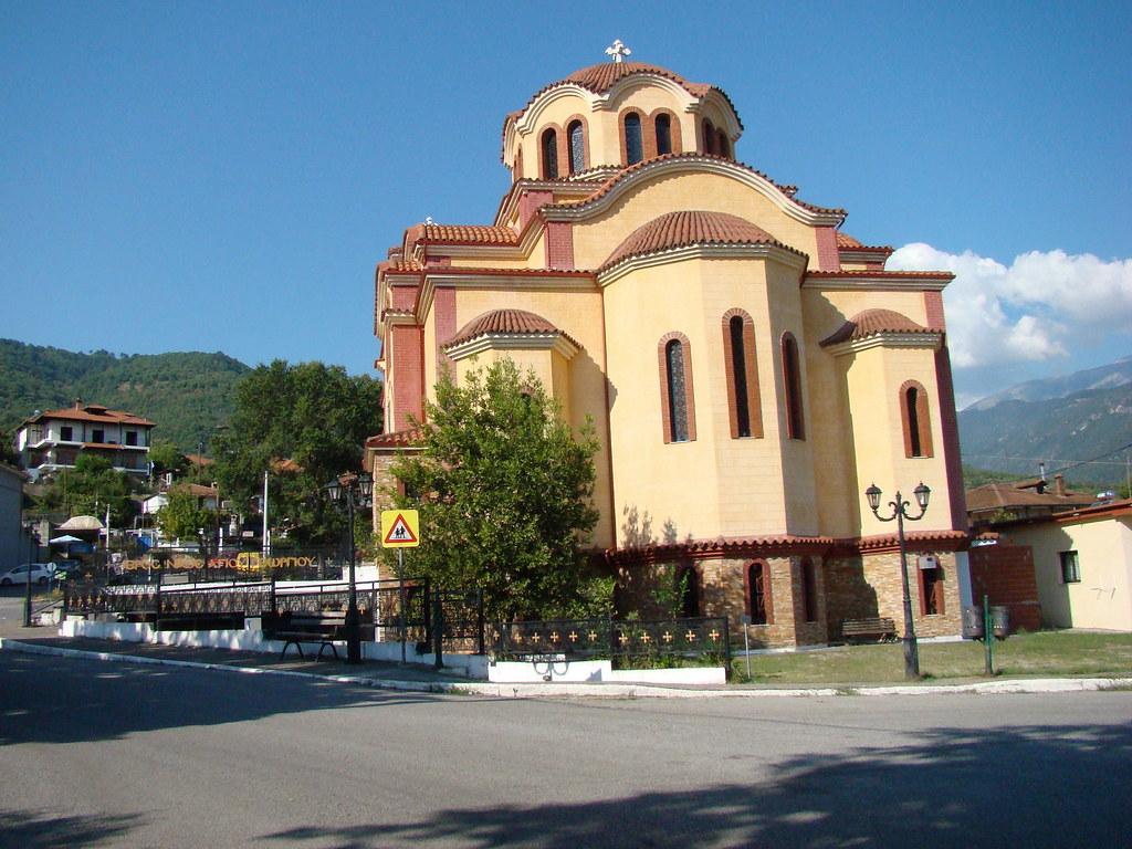 фото: Церковь в Skotina