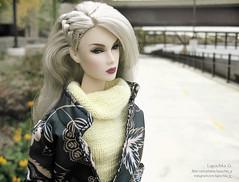 Linda (Lapochka_G) Tags: lilith lilithblair lilithsmokeandmirrors lilithnuface nufacelilith nuface integritytoys dolls dollphotos fashiondolls fashionroyalty