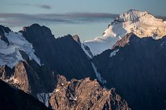 Ecrins (Michel Couprie) Tags: europe france alpes alps hautesalpes ecrins barredesecrins montagne mountain glacier ice neige snow rock rocher sunrise canon eos ef3004lis couprie light