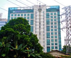 Gedung Mina Bahari III (Ya, saya inBaliTimur (leaving)) Tags: jakarta building gedung architecture arsitektur office kantor