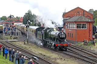 GWR Class 2800 No. 2857 (1918)
