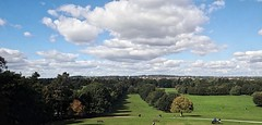 View From Wollaton Hall and Deer Park (01). Sept 2018 (SimonHX100v) Tags: wollatonhall wollatonhallanddeerpark nottingham nottinghamshire nottinghamheritage landscape landscapephotography cloud unitedkingdom uk england english greatbritain gb britain british eastmidlands simonhx100v sonyhx100v hx100v countryside outdoor outdoors outside tree trees woodland forest september2018
