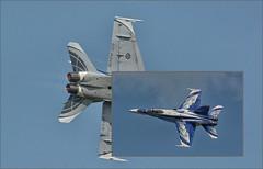 page21 (Mephisto3) Tags: rcaf cf18 demo aerogatineau2018 gatineau acrobatic airshow cynd
