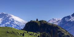 One Tree Hill, Wanaka, New Zealand (MelvinNicholsonPhotography) Tags: wanaka tree hill snow mountains mtaspiringnationalpark newzealand