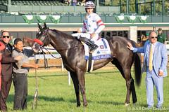 All Smiles (Casey Lynn Photos) Tags: 2018copyright horse racing horseracing horserace horseracingnation canon canon7dmii canonphotography canonusa tamron tamronlens keeneland kentucky lexington breederscup turf