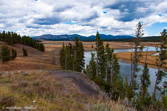 Yellowstone River (pohlenthe49er) Tags: usa wyoming yellowstone nationalpark river