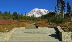 Mt. Rainier (shesnuckinfuts) Tags: mtrainier paradisevisitorarea mtrainiernationalpark autumn october2018 shesnuckinfuts mountain volcano nature johnmuir