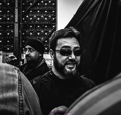 IMG_8961 (KitsuneUK) Tags: london protest tommy robinson photo photojournalism journalism canon bnw bw black adobe film