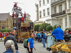 LITTLE BOY STREETCREW (CloudBuster) Tags: liverpools dream royal de luxe streettheatre liverpool culture 2018 united kingdom france nantes giant spectacular