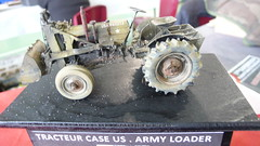 Tracteur Case - 1/35 Thunder Model (CHRISTOPHE CHAMPAGNE) Tags: 2018 france normandie exposition maquette dieppe tracteur case 135 thunder model
