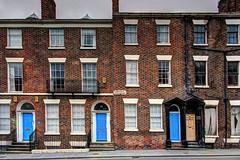 UK Liverpool - architecture - Mt Pleasant Street (David Pirmann) Tags: unitedkingdom britain england liverpool architecture