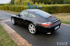 20181007 - Porsche 911 (996) Carrera 3.4i 301cv - S(4071) - CARS AND COFFEE CENTRE - Chateau de Longue Plaine (laurent lhermet) Tags: carreras carrera chateaudelongueplaine domainedelongueplaine porsche911carrera porsche porsche911 porsche996 sel18105f4 sonya6000 sony sonyilce6000