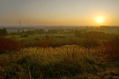 zachód słońca / sunset (Adam Żabiński) Tags: zachódsłońca sunset krajobraz landscape