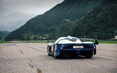 SOC. (Alex Penfold) Tags: supercar owners circle switzerland cars supercars super car autos alex penfold 2018 andermatt maserati mc12 white blue