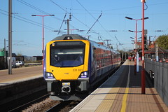 Northern 331001 (AJK Photography) Tags: northern by arriva new train powerhouse class 331 civity emu caf