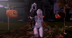Blog: Psycho Sisters (Nova Bean) Tags: secondlife second life halloween spooky spoopy serial killer psycho crazy sister sisters death murder fun creepy weird girl girls goth gothic emo catwa amara beauty random matter maitreya misschevious conviction 1313 wiccas wardrobe chicchica abrasive blueberry truth magika astralia unkindness barnesworth anubis twc white crow ironwood hills haunting event blog blogger sponsored extra poses