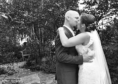 Newlyweds (lauren3838 photography) Tags: laurensphotography lauren3838photography love wedding marriage newlyweds couple bride groom veil weddingdress weddingphotographer kiss md maryland cecilcounty nikon bridal moments d750