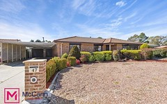 47 Collyburl Crescent, Isabella Plains ACT