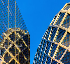 In Blue - La Défense, Paris, France (davidgutierrez.co.uk) Tags: london photography davidgutierrezphotography city art architecture nikond810 nikon urban travel color night blue photographer tokyo paris bilbao hongkong uk londonphotographer france skyscraper buildings lookingup tourd2 巴黎 パリ 파리 париж parís parigi colors colours colour europe beautiful cityscape davidgutierrez capital structure tour tower d810 street arts earlymorning businessdistrict îledefrance morning reflections nikon2485mmf3545gedvrafsnikkor nikon2485mm reflection window details abstract