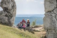 _DSF0839-2 (Kornelka, Natalka oraz Wiktor) Tags: olsztyn zamek olsztynie juromania 2018 castle