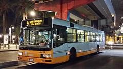AMT 8635 (Lu_Pi) Tags: amt genova autobus bus iveco iveco491 cityclass cityclasscursor amtgenovalinea9 servizioserale caricamento genovasampierdarena