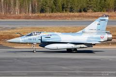 113 / 115-YO France Air Force Dassault Mirage 2000C, EFRO, Finland (Sebastian Viinikainen.) Tags: 113115yo franceairforce efro finland dassault mirage 2000 military ace