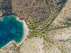 Strand Nikolaos Hydra, Griechenland