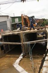 08.11.18.Ponte no Alvorada recebe nova estrutura na rua 5