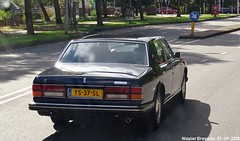 Rolls Royce Silver Spirit 1990 (XBXG) Tags: ys37sl rolls royce silver spirit 1990 rollsroyce rr president kennedylaan rivierenbuurt amsterdam nederland holland netherlands paysbas youngtimer old classic british car auto automobile voiture ancienne anglaise brits uk vehicle outdoor
