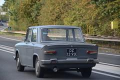 DZ-12-90 (azu250) Tags: oldtimerbeurs ravels car classic 2018 lancia fulvia
